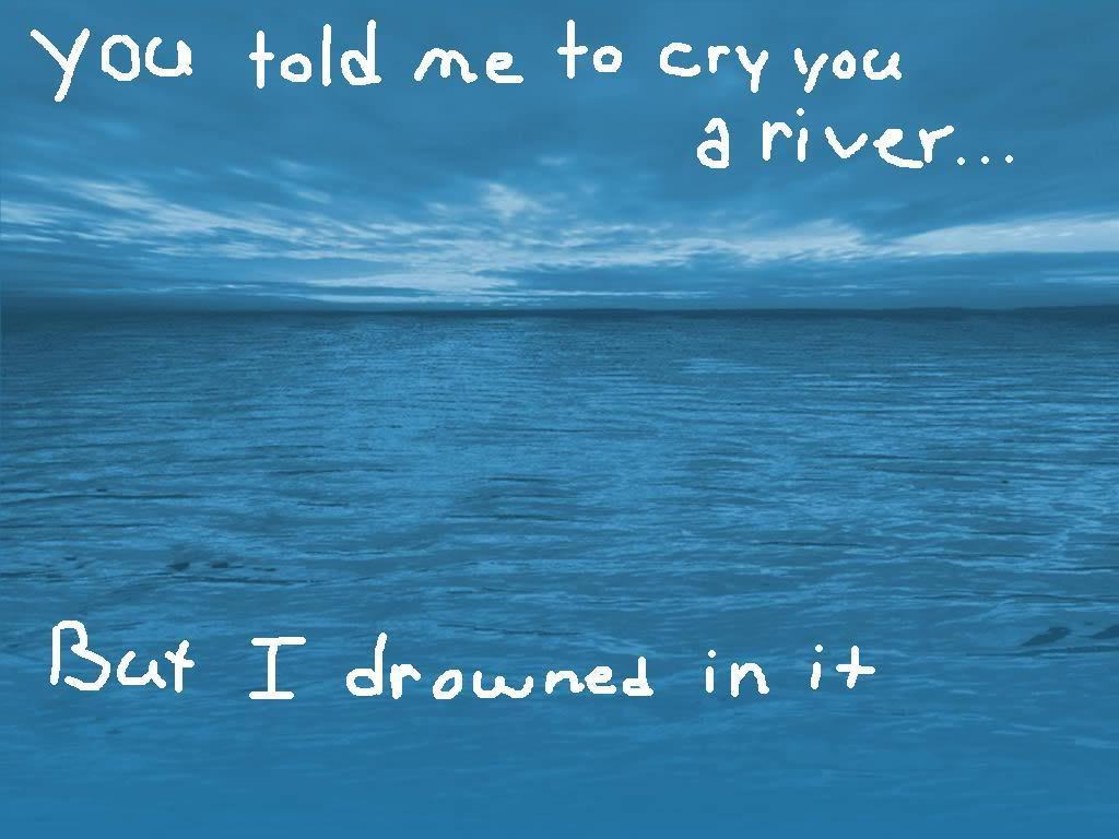 Ray Charles Drown In My Own Tears