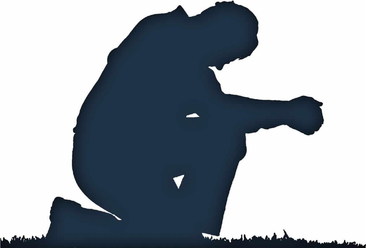 Black Man Praying Clip Art Pictures to Pin on Pinterest ...