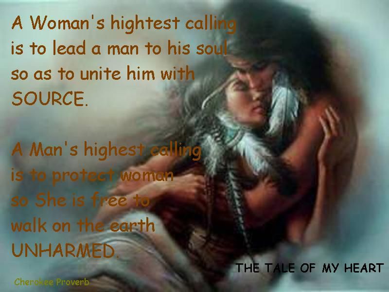 Cherokee Proverb | ♥... Dreamcatcher Poems