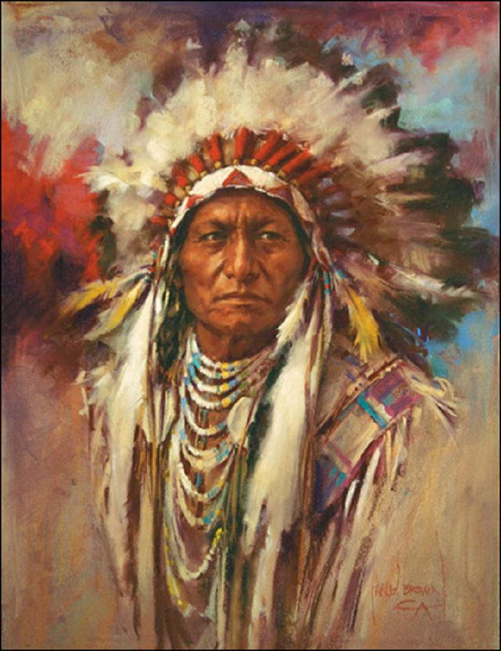 Sitting bull the tale of my heart