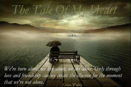 alone m