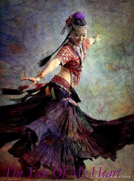 dancing m